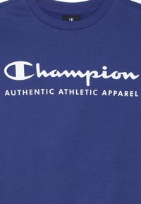 Champion - AMERICAN CLASSICS CREWNECK  - Collegepaita - royal blue