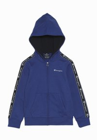Champion - AMERICAN CLASSICS PIPING HOODED FULL ZIP - Mikina na zip - royal blue - 0