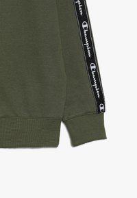 Champion - AMERICAN CLASSICS PIPING CREWNECK  - Sweatshirt - khaki - 3