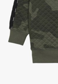 Champion - AMERICAN CLASSICS MAXI LOGO CREWNECK - Sweatshirt - multi-coloured/khaki - 4