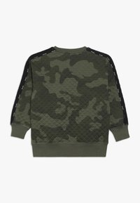 Champion - AMERICAN CLASSICS MAXI LOGO CREWNECK - Sweatshirt - multi-coloured/khaki - 1
