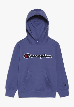 ROCHESTER LOGO HOODED - Sweat à capuche - blue