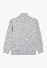 Champion - ROCHESTER LOGO HALF ZIP - Sweatshirt - mottled grey - 1