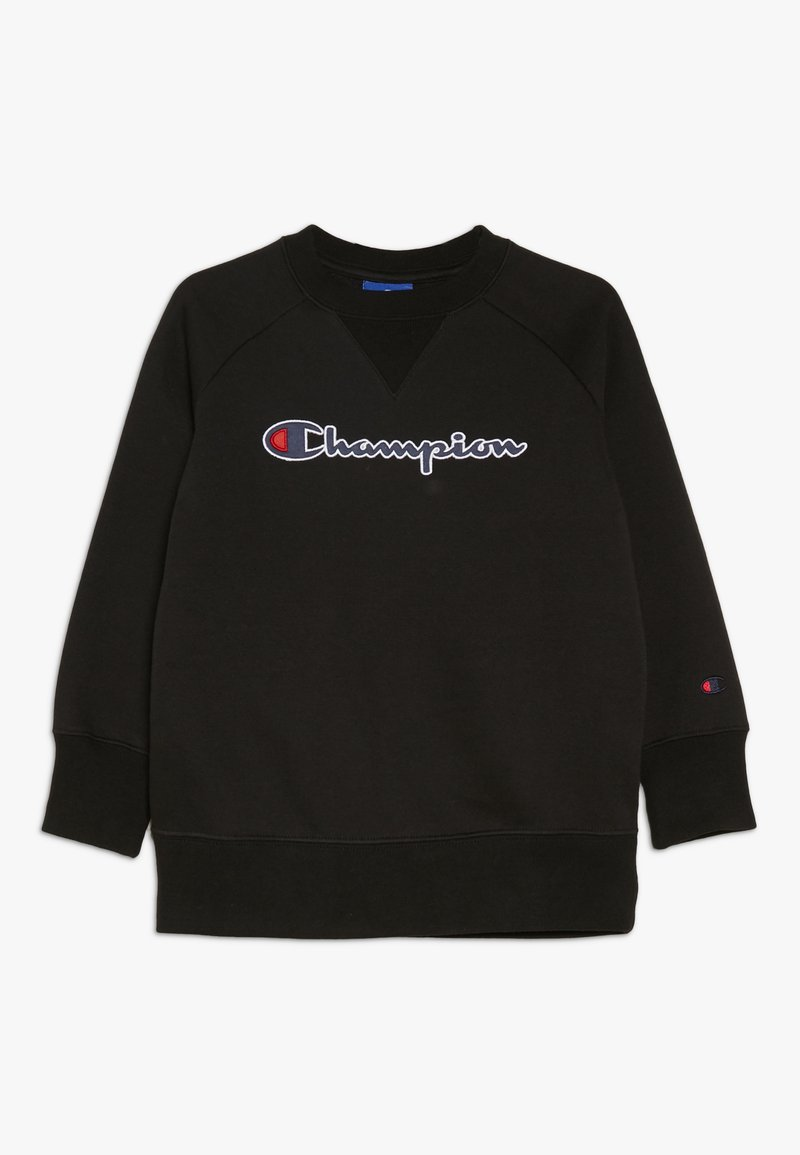 Champion - ROCHESTER LOGO CREWNECK - Sweater - black