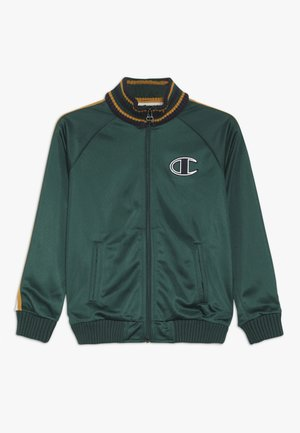 ROCHESTER VARSITY FULL ZIP TOP - Trainingsvest - dark green