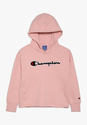 ROCHESTER CHAMPION LOGO HOODED - Mikina s kapucí - light pink