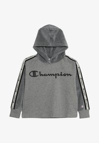Champion - BRAND REVOLUTION HOODED - Hoodie - oxi grey melange - 2