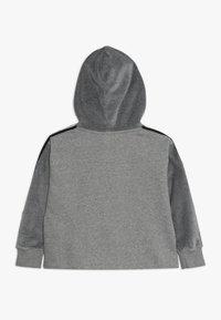 Champion - BRAND REVOLUTION HOODED - Hoodie - oxi grey melange - 1