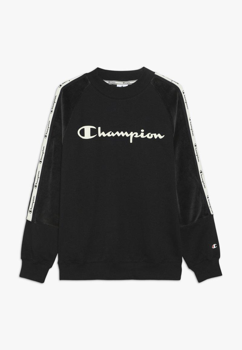 Champion - BRAND REVOLUTION CREWNECK - Sweatshirts - black