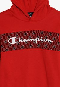 Champion - HOODED - Hoodie - red - 3