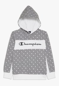 Champion - CHAMPION X ZALANDO HOODED - Luvtröja - white - 0