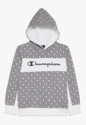CHAMPION X ZALANDO HOODED - Luvtröja - white