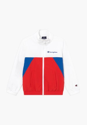 LEGACY 90'S BLOCK FULL ZIP  - Veste de survêtement - royal blue/white