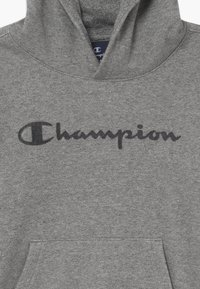 Champion - LEGACY AMERICAN CLASSICS HOODED  - Hoodie - mottled grey - 3
