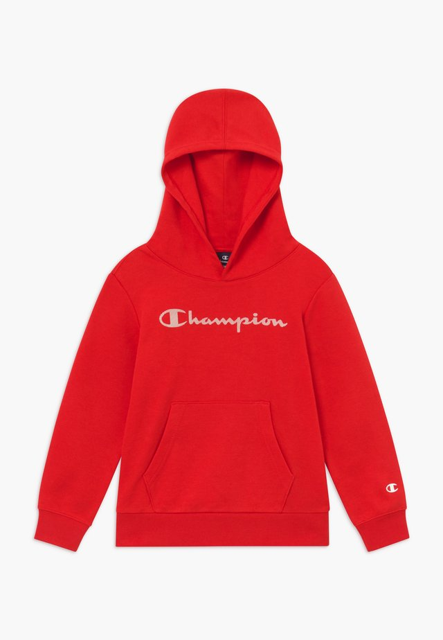 LEGACY AMERICAN CLASSICS HOODED  - Huppari - red