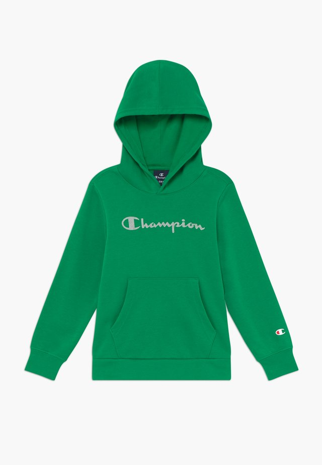 LEGACY AMERICAN CLASSICS HOODED  - Mikina s kapucí - green