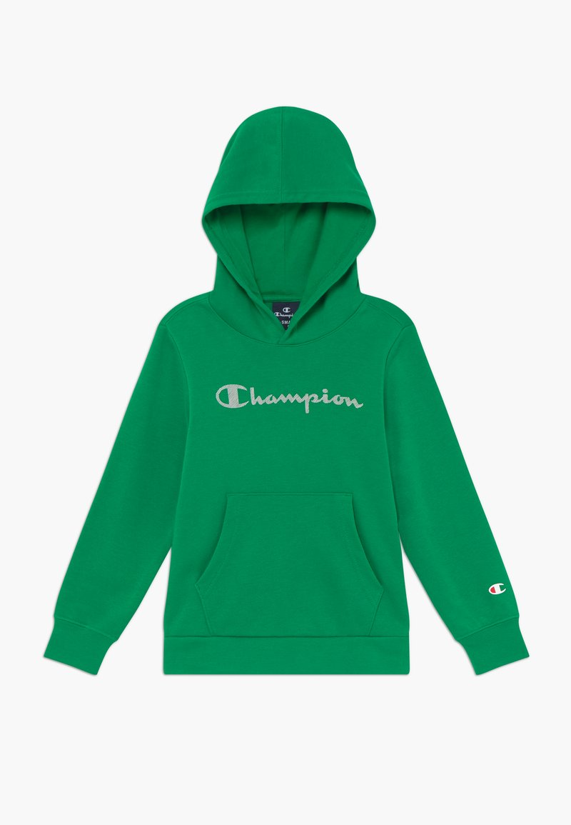 Champion - LEGACY AMERICAN CLASSICS HOODED  - Hoodie - green