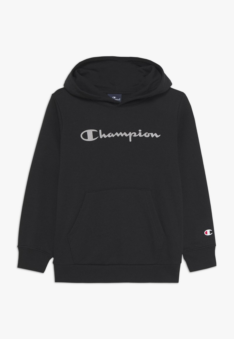 Champion - LEGACY AMERICAN CLASSICS HOODED  - Jersey con capucha - black