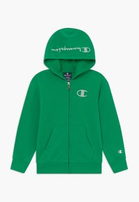 Champion - LEGACY AMERICAN CLASSICS - Zip-up hoodie - green - 0