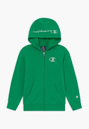 LEGACY AMERICAN CLASSICS - Mikina na zip - green