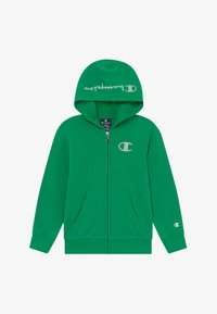 Champion - LEGACY AMERICAN CLASSICS - Zip-up hoodie - green - 2