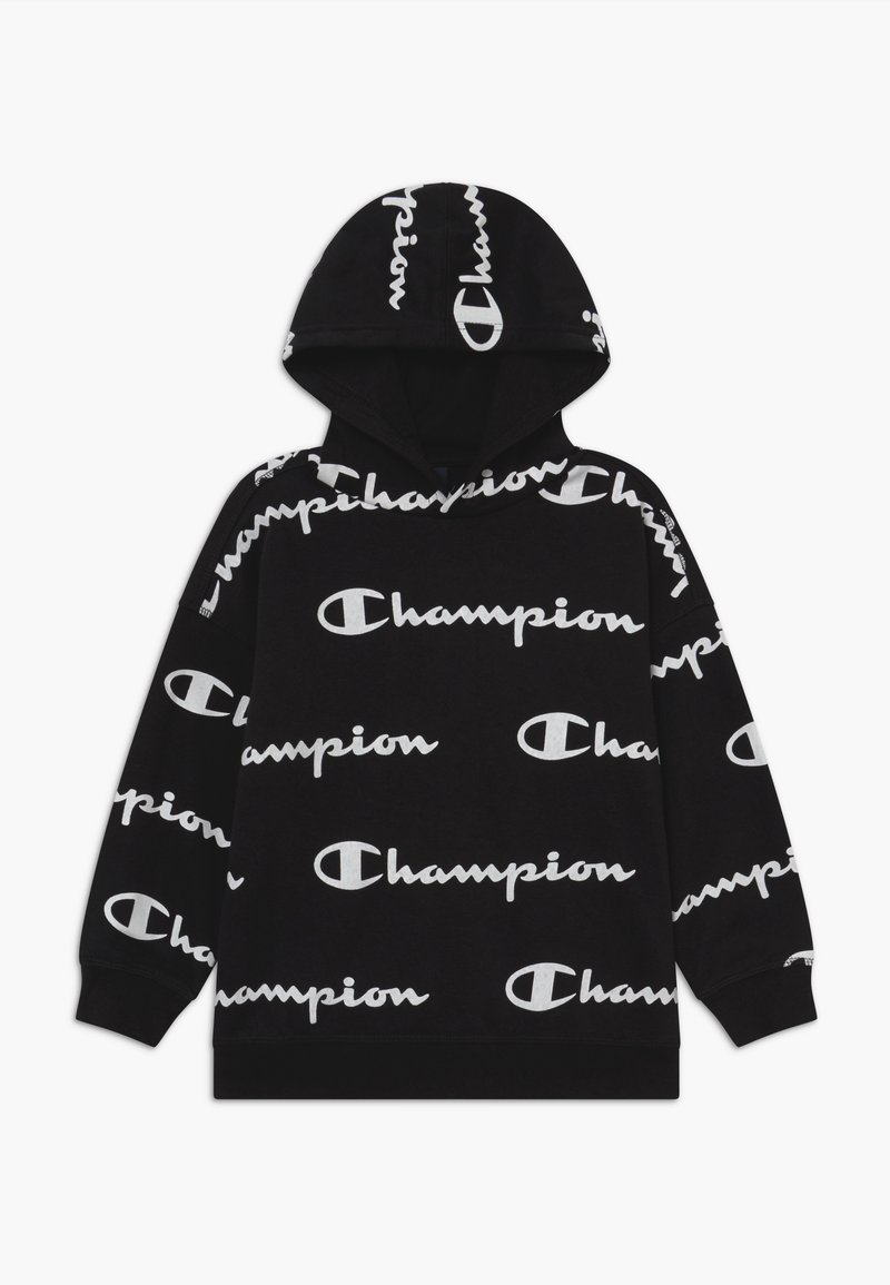 Champion - LEGACY AMERICAN CLASSICS  - Hoodie - black/white