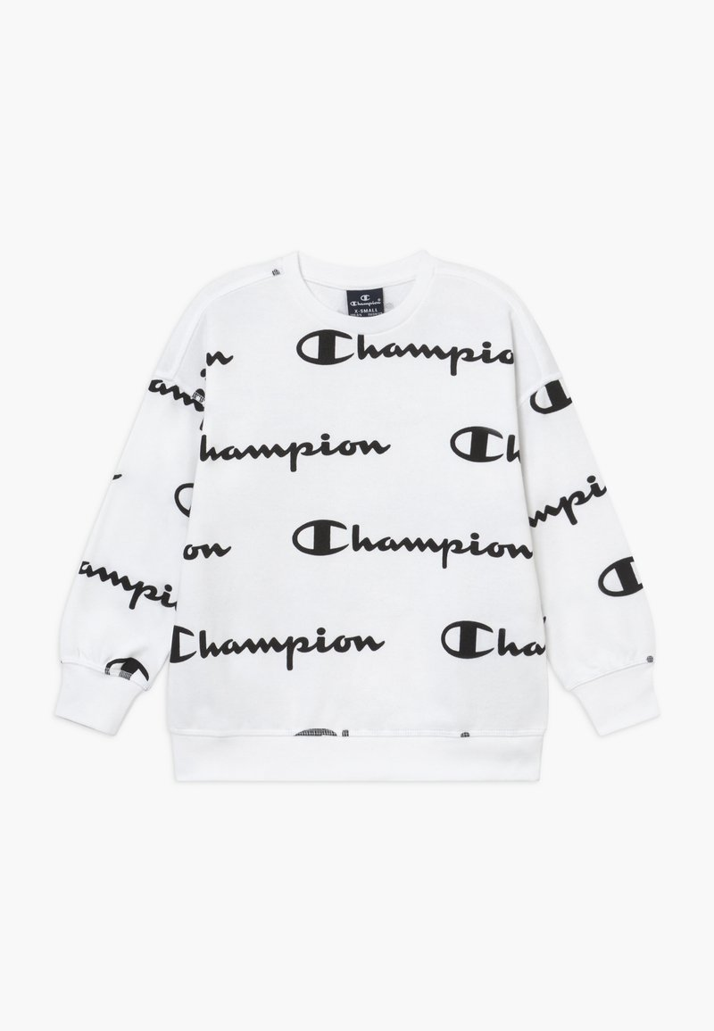 Champion - LEGACY AMERICAN CLASSICS - Felpa - white/black