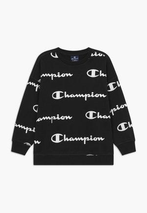 LEGACY AMERICAN CLASSICS - Sweatshirt - black/white
