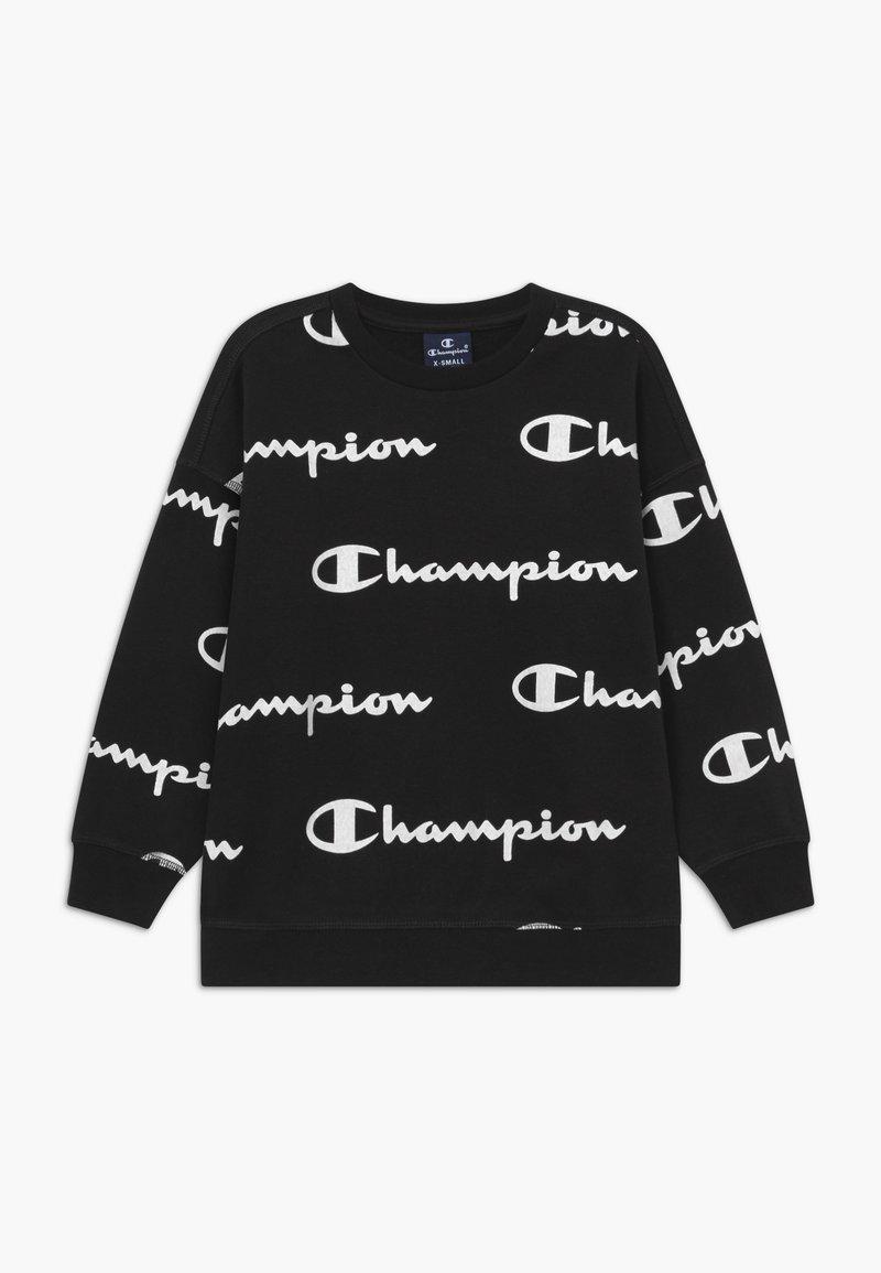 Champion - LEGACY AMERICAN CLASSICS - Felpa - black/white