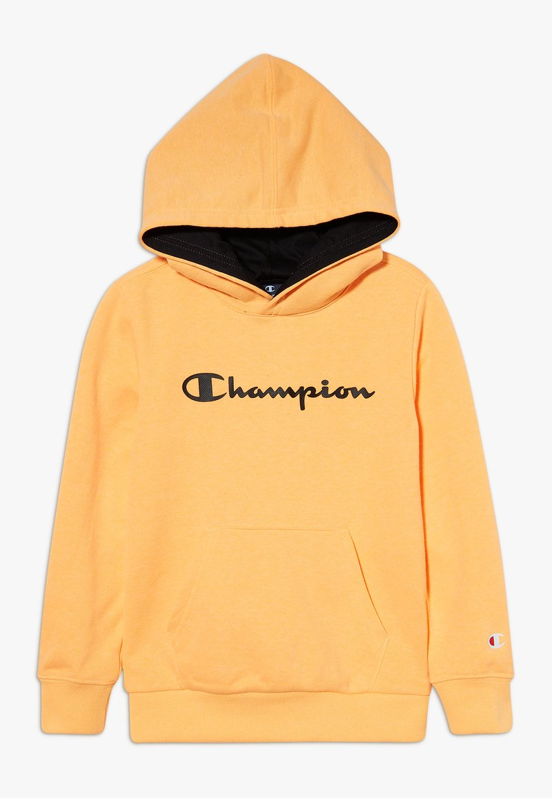 Champion - LEGACY AMERICAN CLASSICS FLUO HOODED - Bluza z kapturem - zopff/black