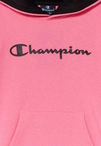 Champion - LEGACY AMERICAN CLASSICS FLUO HOODED - Hoodie - neon pink - 2
