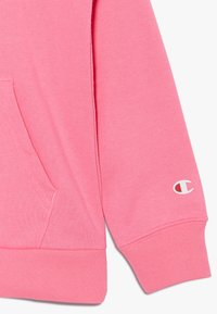Champion - LEGACY AMERICAN CLASSICS FLUO HOODED - Sweat à capuche - neon pink - 4