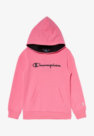LEGACY AMERICAN CLASSICS FLUO HOODED - Hoodie - neon pink