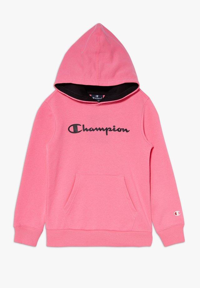 LEGACY AMERICAN CLASSICS FLUO HOODED - Hoodie - neon pink