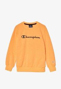 Champion - LEGACY AMERICAN CLASSICS FLUO CREWNECK  - Collegepaita - orange - 3