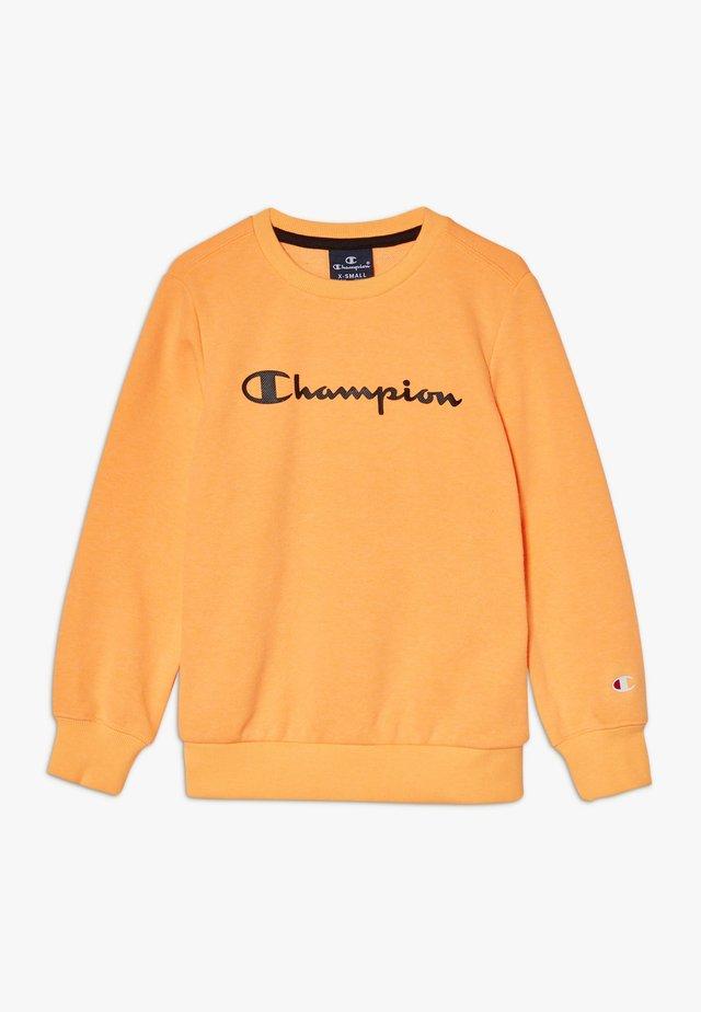 LEGACY AMERICAN CLASSICS FLUO CREWNECK  - Sweatshirt - orange