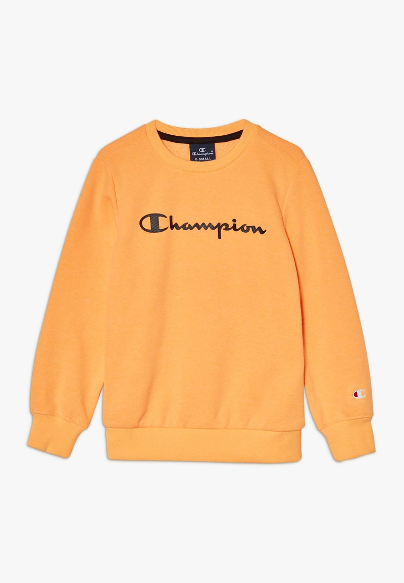 Champion - LEGACY AMERICAN CLASSICS FLUO CREWNECK  - Felpa - orange