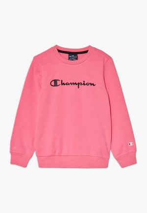 LEGACY AMERICAN CLASSICS FLUO CREWNECK  - Mikina - neon pink
