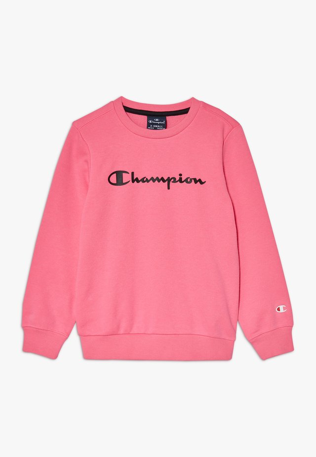 LEGACY AMERICAN CLASSICS FLUO CREWNECK  - Sweater - neon pink