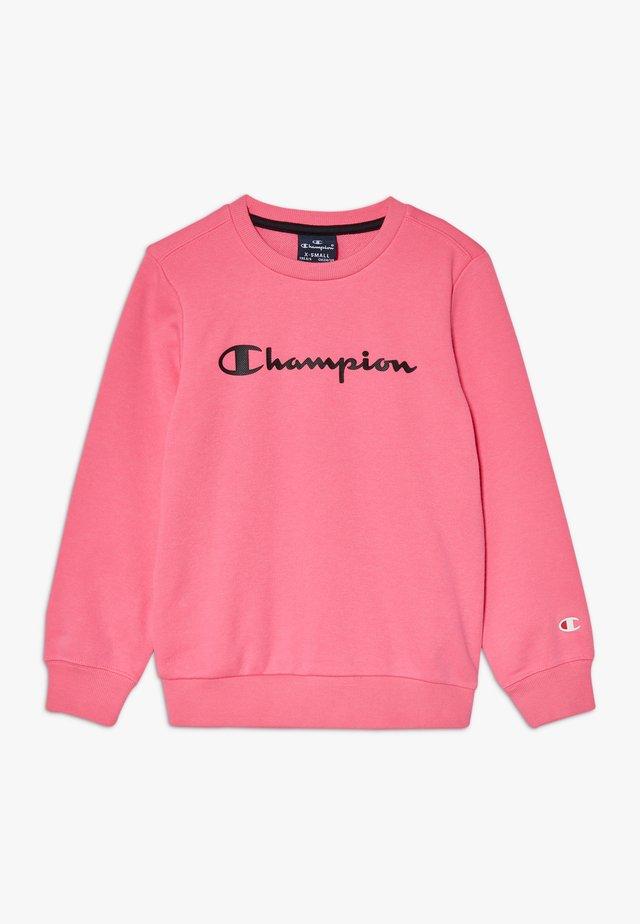 LEGACY AMERICAN CLASSICS FLUO CREWNECK  - Bluza - neon pink