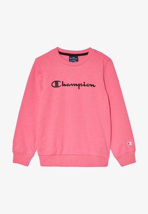 LEGACY AMERICAN CLASSICS FLUO CREWNECK  - Sudadera - neon pink