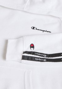 Champion - LEGACY AMERICAN TAPE HOODED - Sweat à capuche - white - 3