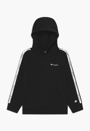 LEGACY AMERICAN TAPE HOODED - Hættetrøjer - black