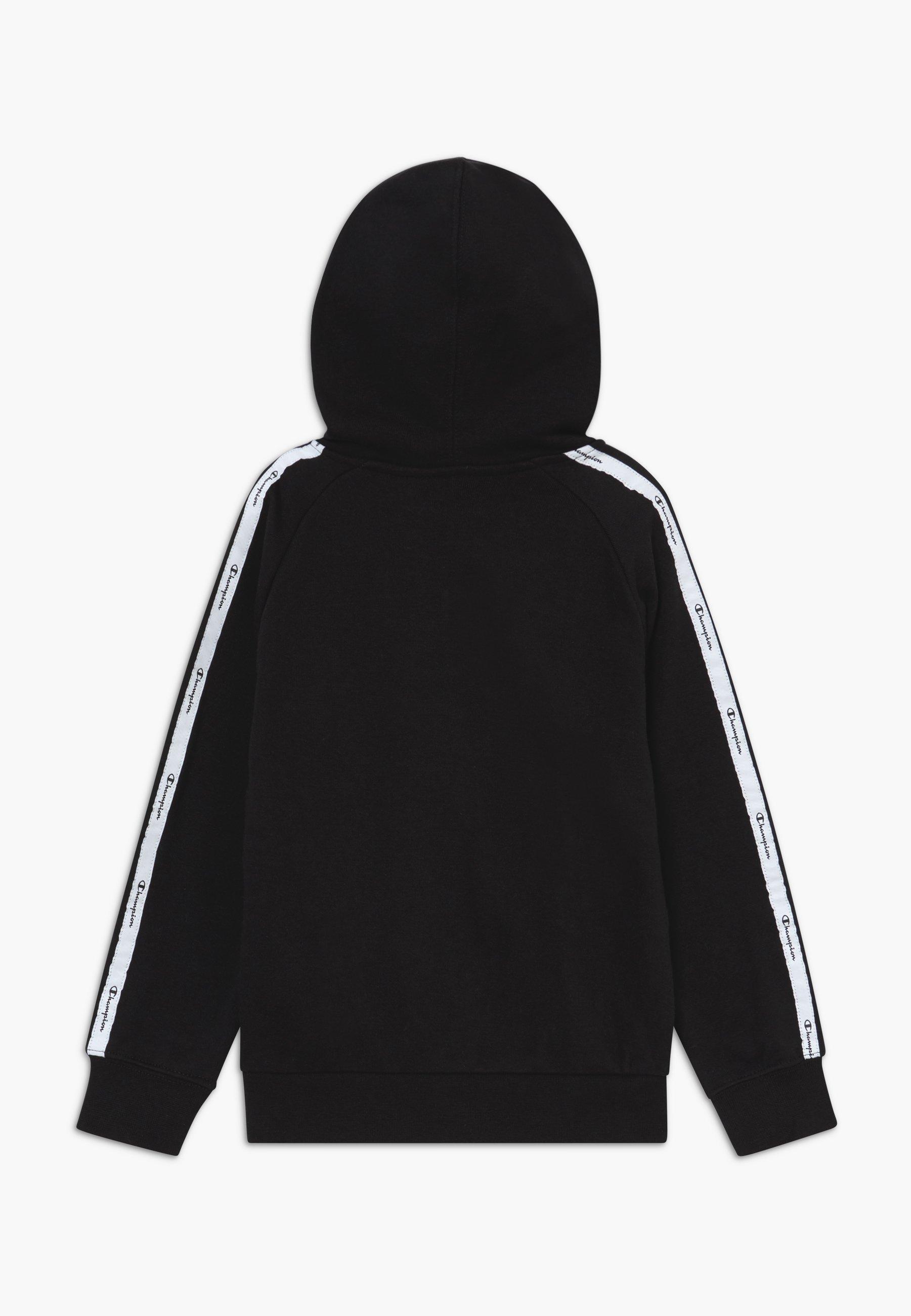LEGACY AMERICAN TAPE HOODED FULL ZIP veste en sweat zippée black