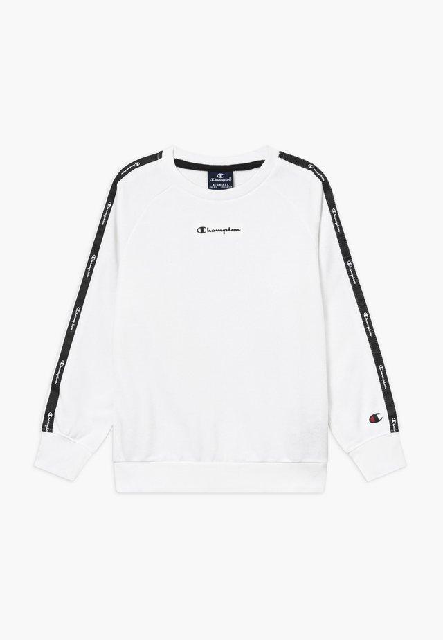 LEGACY AMERICAN CREWNECK  - Sweatshirt - white