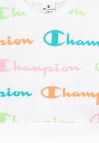 Champion - LEGACY AMERICAN CLASSICS - Sudadera - white - 3