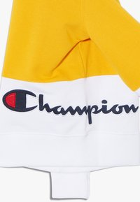 Champion - ROCHESTER LOGO HOODED  - Bluza z kapturem - yellow - 2