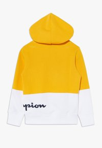 Champion - ROCHESTER LOGO HOODED  - Bluza z kapturem - yellow - 1