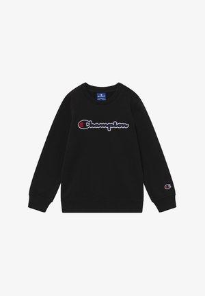 ROCHESTER LOGO CREWNECK - Sweatshirt - black