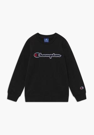 ROCHESTER LOGO CREWNECK - Sweatshirts - black